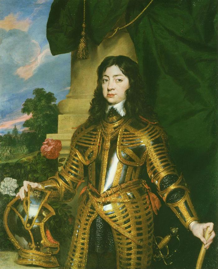 15-Уильям Добсон - Карл II.jpg