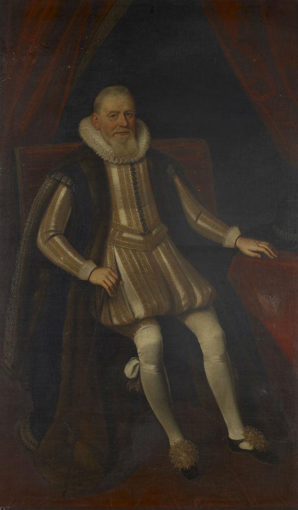 16-Даниэль Мийтенс - Эдвард Ла Зуш одиннадцатый барон Зуш из Харрингворта.jpg
