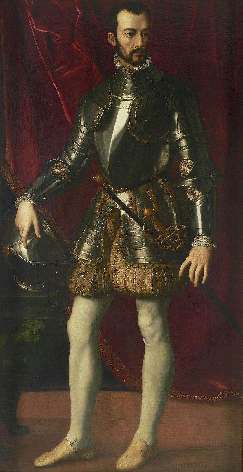 Алессандро Аллори - Франческо I Медичи - 1560.jpg