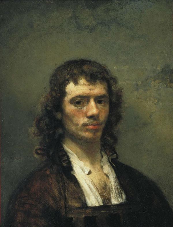 8-Карел Фабрициус - Автопортрет- 1645.jpg