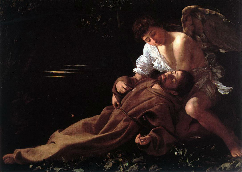 Живопись_Караваджо_Экстаз-святого-Франциска-1595.jpg