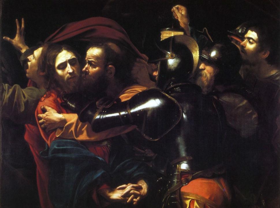 Живопись_Караваджо_Взятия-Христа-под-стражу-1602.jpg