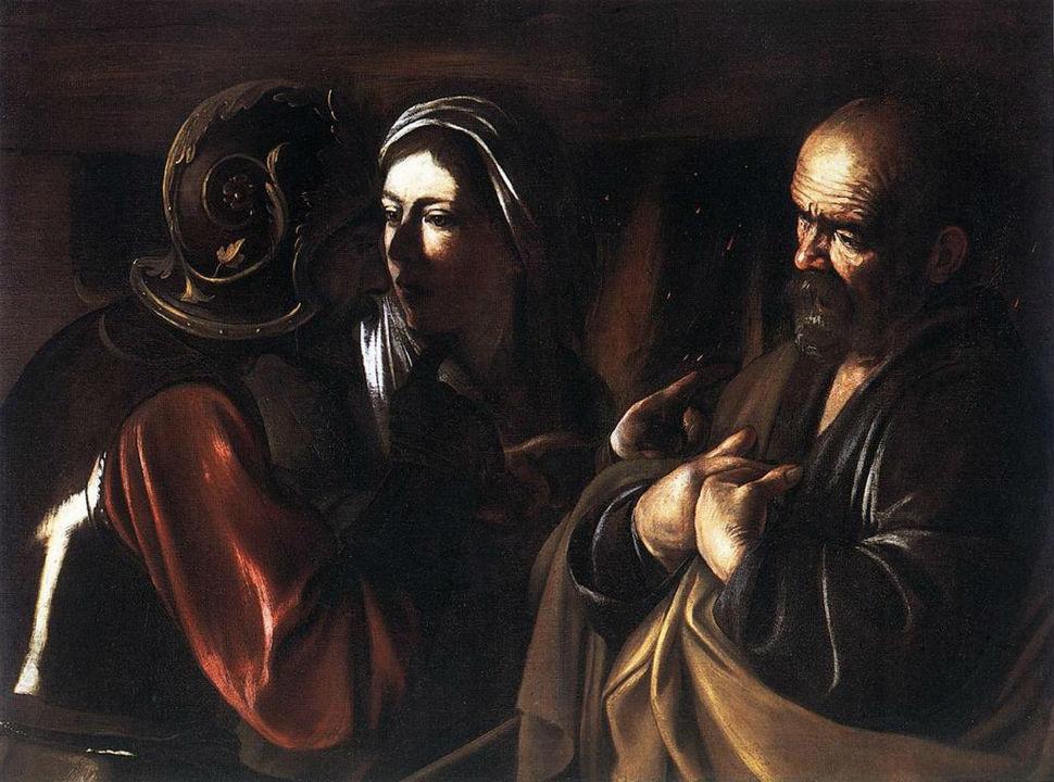 Живопись_Караваджо_Отречение-святого-Петра-1610.jpg