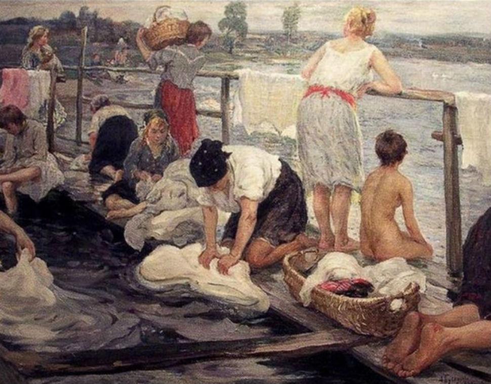 Александр Бучкури - Прачки - 1908.jpg