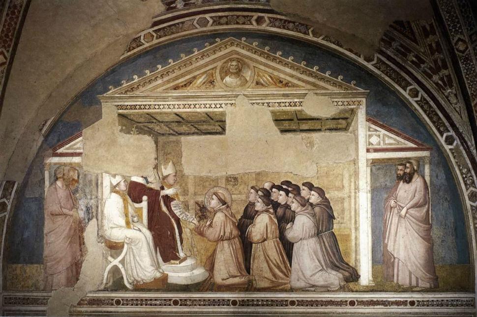 Утверждение устава францисканского ордена.jpg