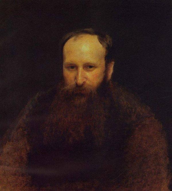 Иван Крамской - Портрет Василия Верещагина.jpg