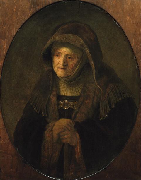 4-Рембрандт Харменс ван Рейн - Пророчица Анна.jpg