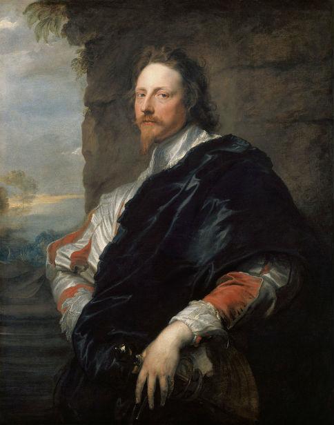 13-Антонис ван Дейк - Портрет Николаса Раньера - 1628.jpg