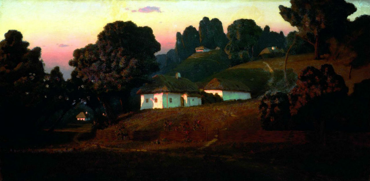 7-Вечер на Украине - 1878 - Русский музей.jpg