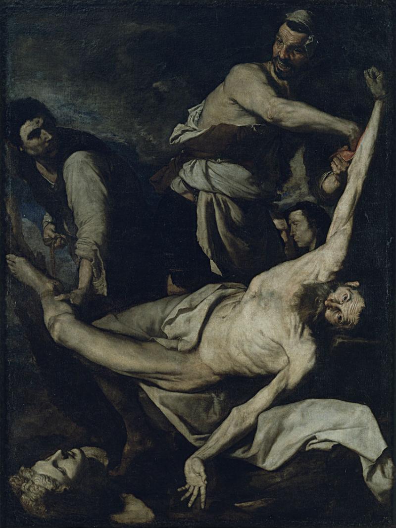 5-Мученичество святого Варфоломея - 1644.jpg