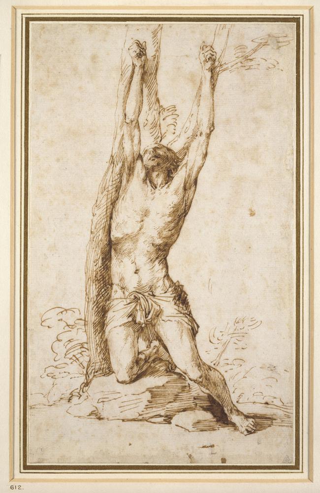 9-Святой Себастьян - 1622.jpg