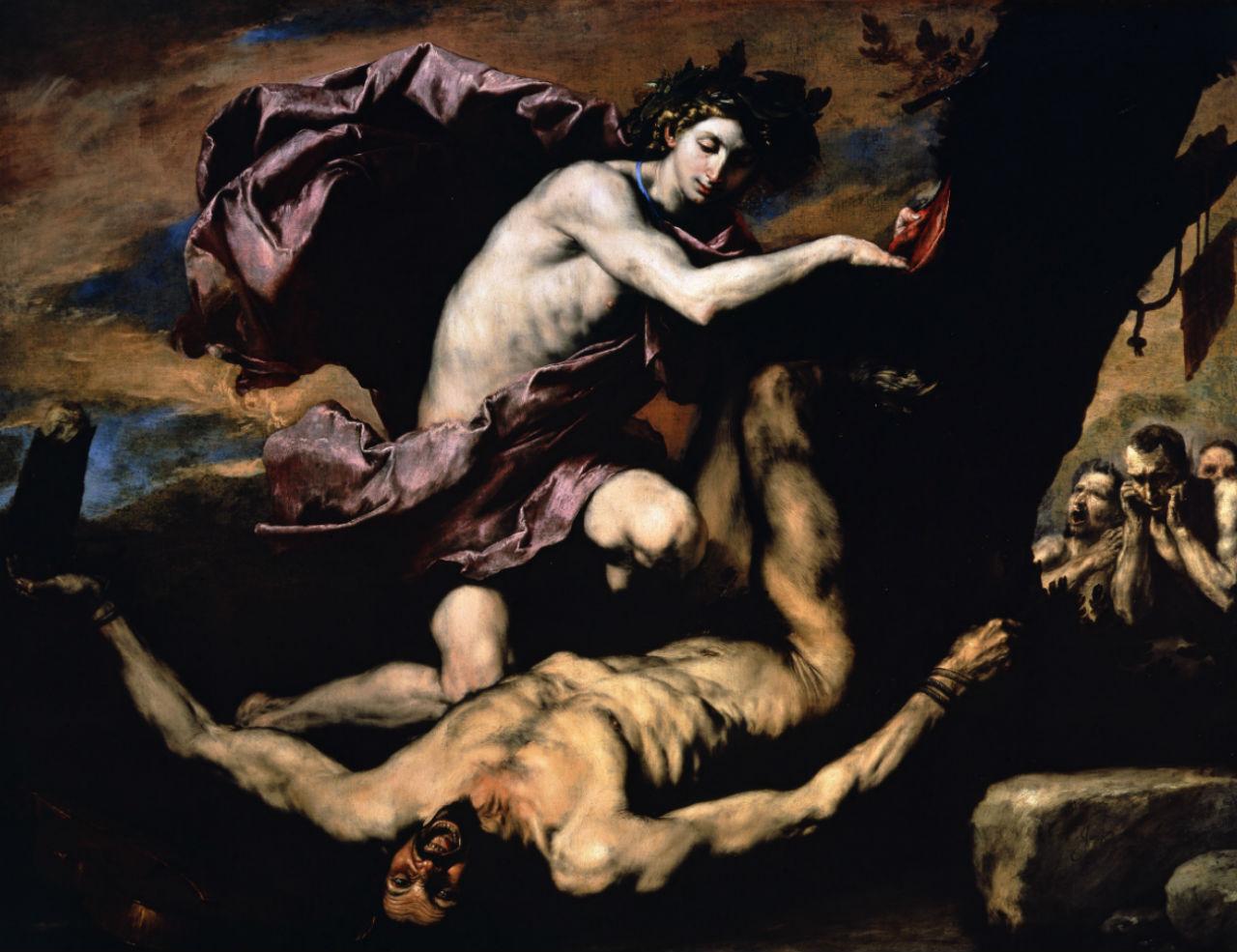 12-Аполлон и Марсий - 1637.jpg