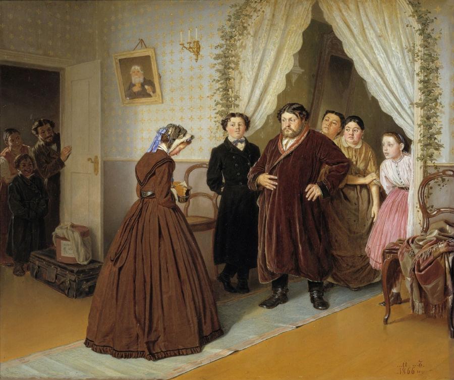 2-Приезд-гувернантки-в-купеческии-дом-1866.jpg