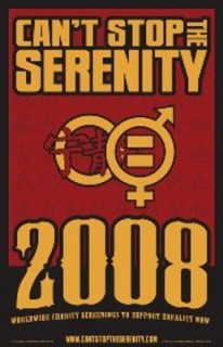 can't stop the serenity 2008