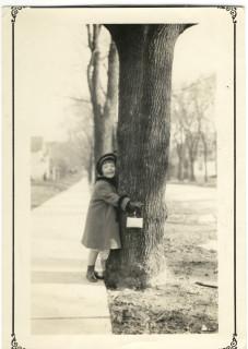 Grammy Anne circa 1927