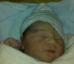 Baby Gideon Jace Day