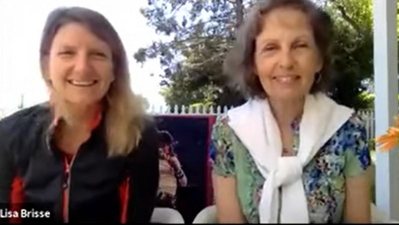 Лиза и Джуди Бризи.