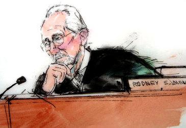 Судья Родни Меллвил.