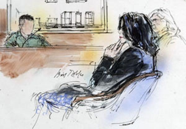 На скамье свидетелей - Гевин Арвизо