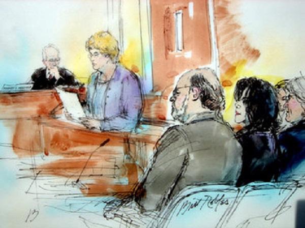 Зачитывается вердикт присяжных