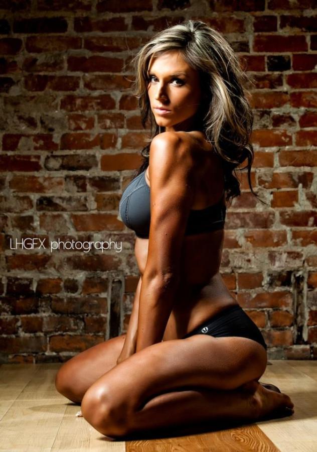фитнес девушки
