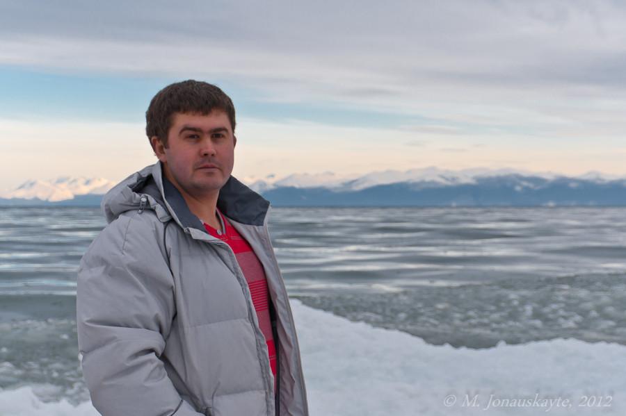 Северобайкальск Байкал