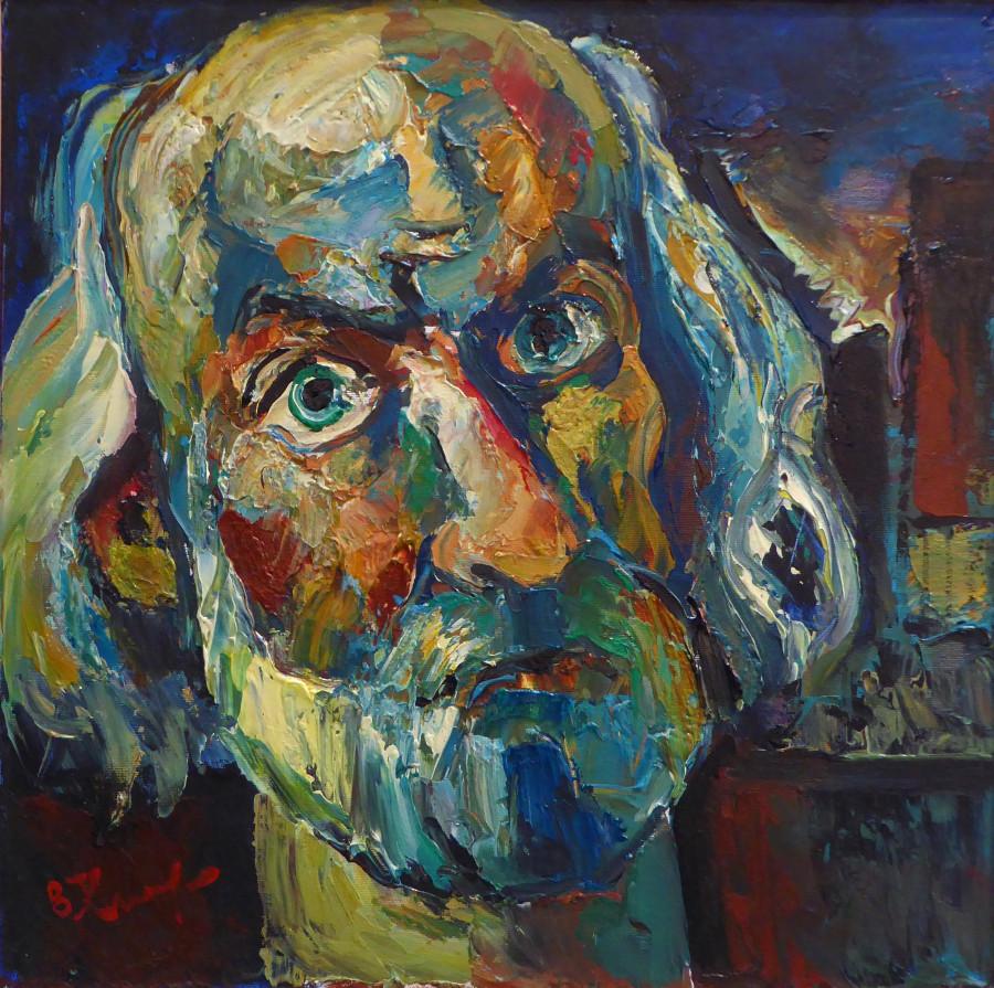 Benjamin Kletzel - Автопортрет (2016).JPG