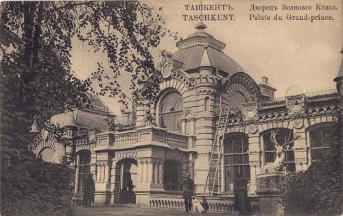 Dvorez Velikogo Knyazya