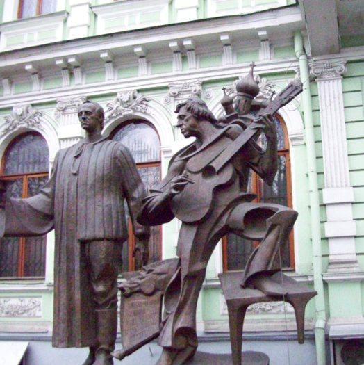 Skulptury-Tsereteli