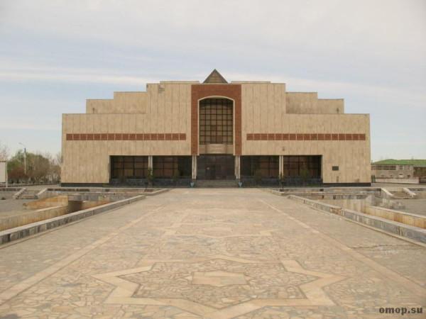 Savitsky_Museum_in_Nukus