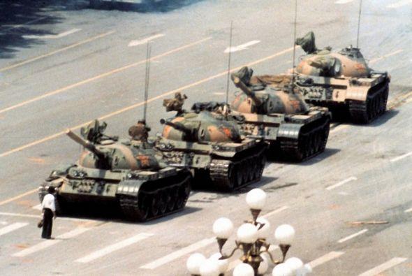События на площади Тяньаньмэнь 4 июня 1989 года