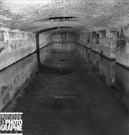 В подземелья с аквалангом. Пожарный резервуар под Grand-opera