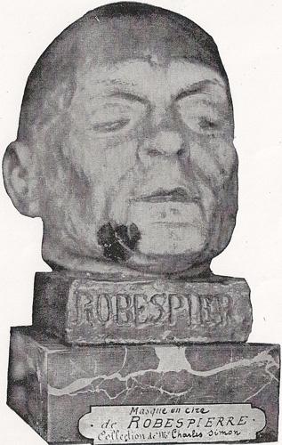 Un buste sur la tête coupée de Robespierre, j\u0027ignore d\u0027où elle vient, ni où  elle se trouve, ni qui l\u0027avait sculptée, c\u0027est tiré d\u0027un site russe drunken