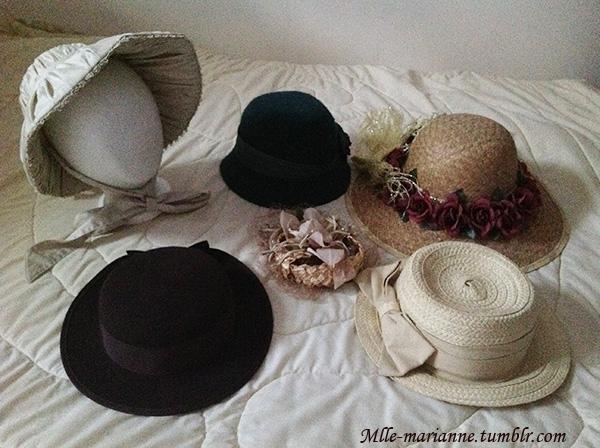 chapeaux yoho