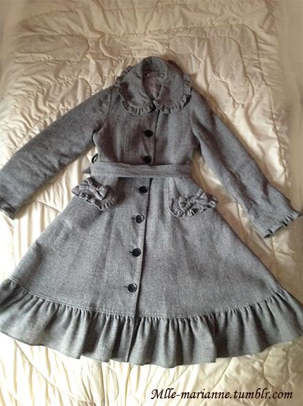 iw coat