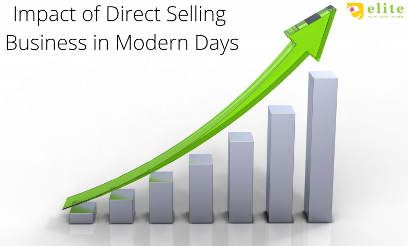 Impact of Direct Selling Business in modern Days