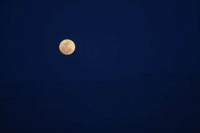 Луна над Мертвым Морем
