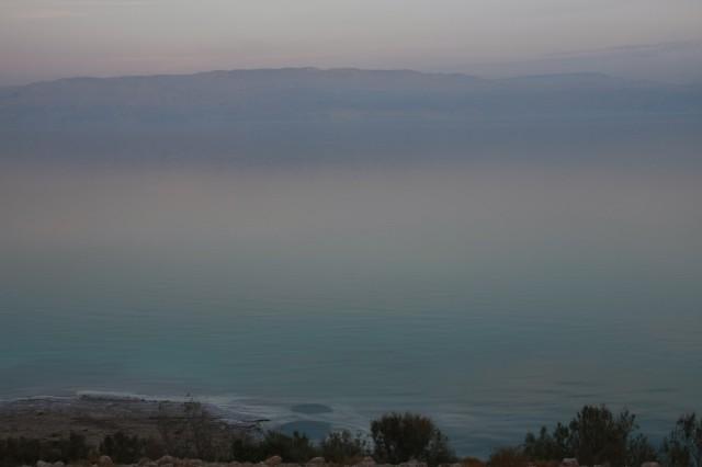 Мертвоморские закатные пастЭльки акварЭльки