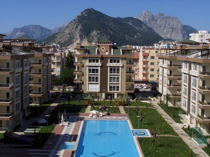 Недвижимость в турци