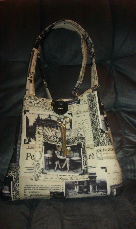 Parisian Purse