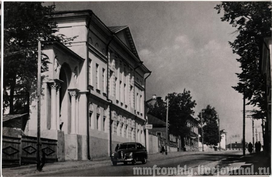 Краеведческий музей. Фото Д. Глазунова