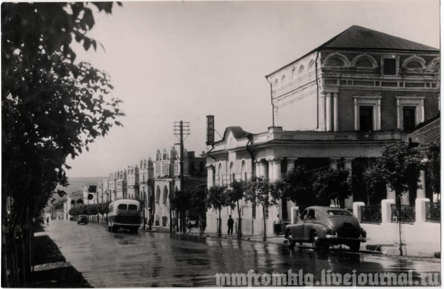Кинотеатр Пионер. Фото Д. Глазунова