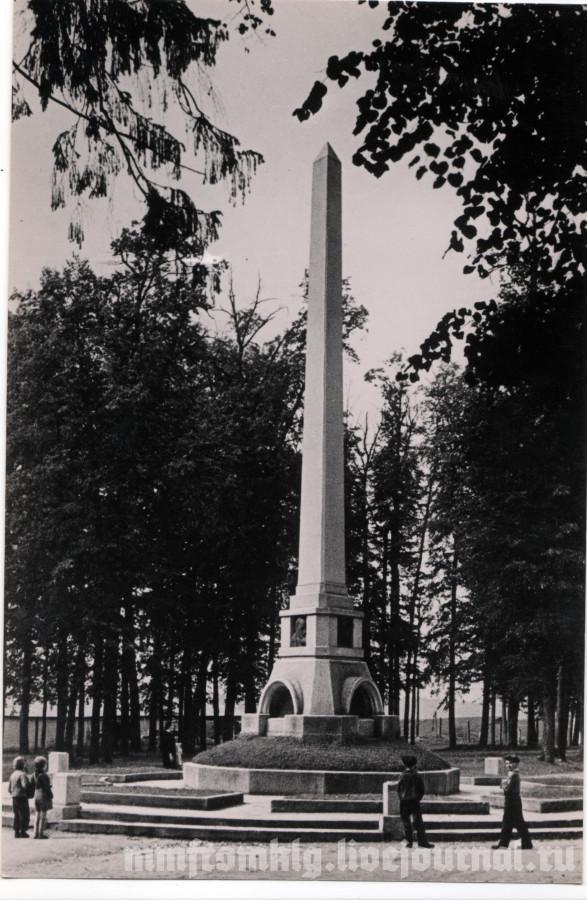 Обелиск на могиле Циолковского. Фото А. Спиридонова