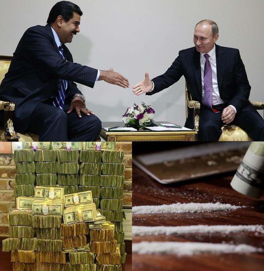 Три причины, почему Путин помогает Мадуро