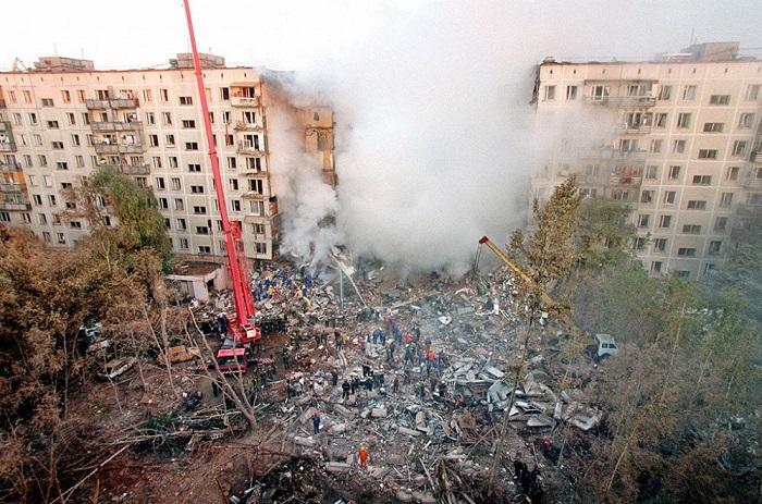 Про взрывы домов в 1999 г. с учетом вновь открывшихся обстоятельств