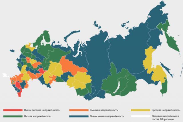 Национальности в РФ: лозунги, цифры, или кому на России жить хорошо.
