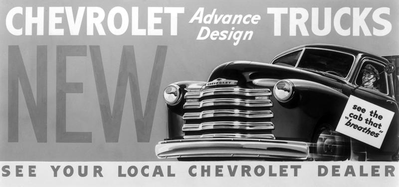 Пикапы Chevrolet. История начинается.
