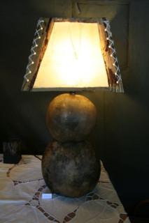 Calbasse lamp
