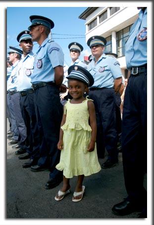 Officer in training