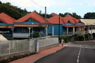 Houses in Entre-Deux